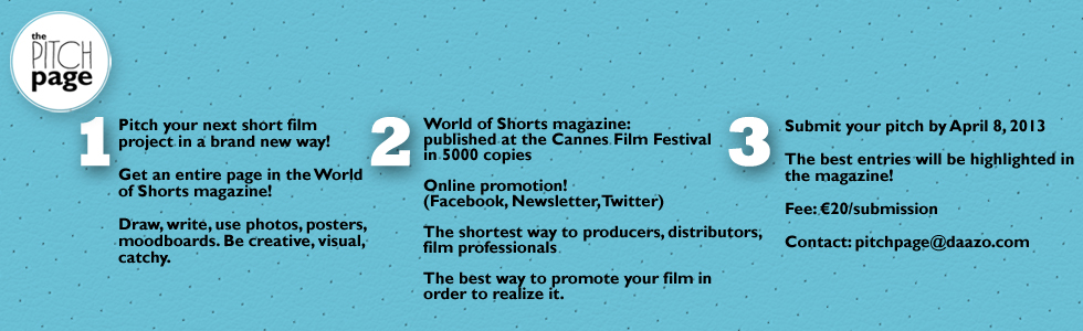Channel: Pitch Page Cannes 2013 - daazo com